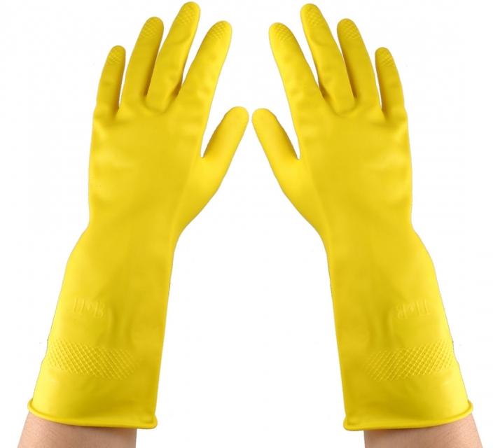 Ръкавици домакински /чифт/