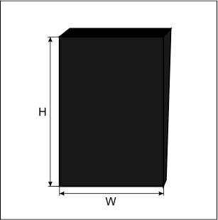 Seedling bags - 30/30 - UV stabilized