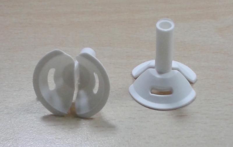Чашки за балони - 1000бр.