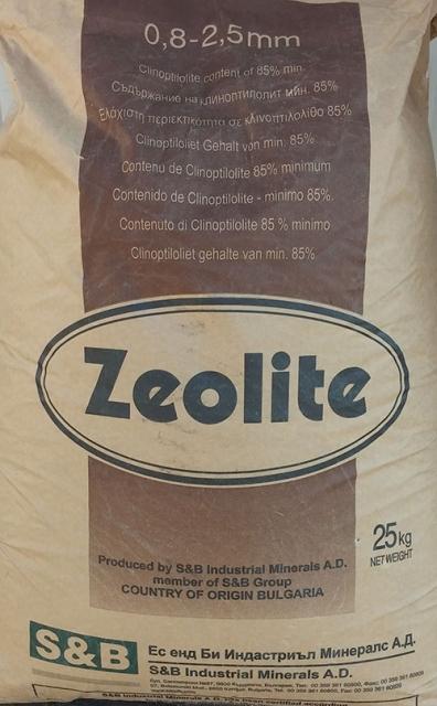 Зеолит 25кг