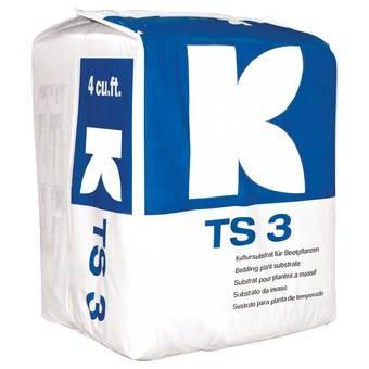 Торф KLASMANN TS3 - финна структура