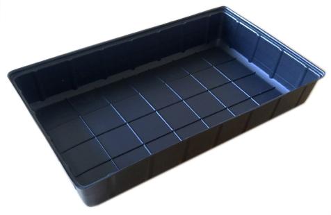 Plastic tray - universal