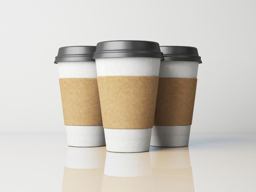 Paper cups 12 OZ