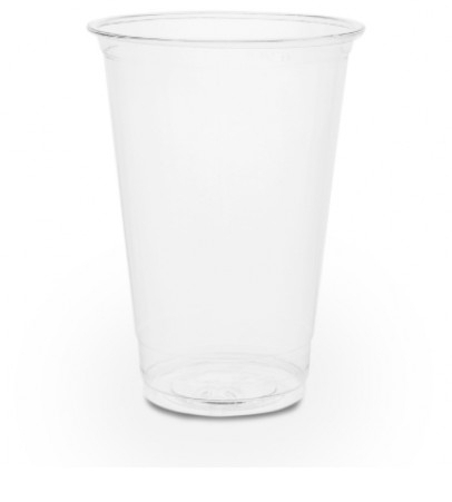 Bioplastic cup 180 ml