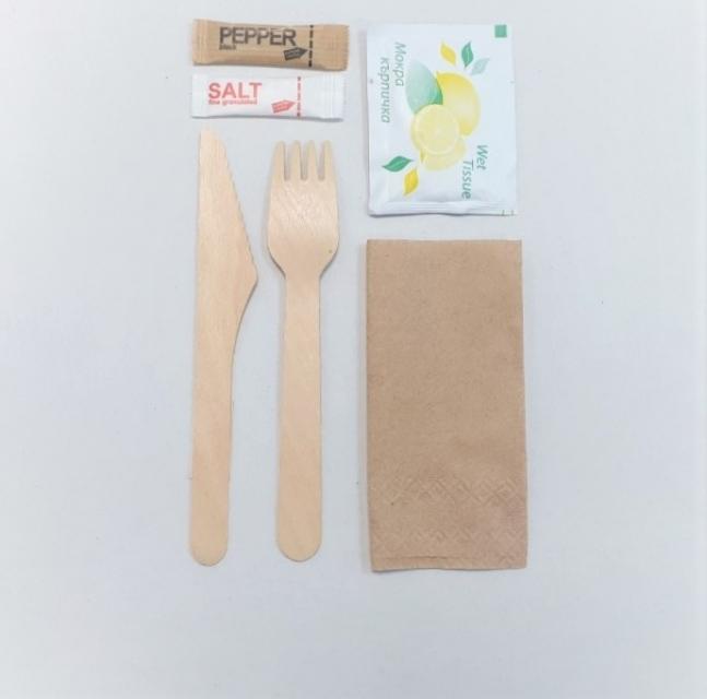 Biodegredable sets